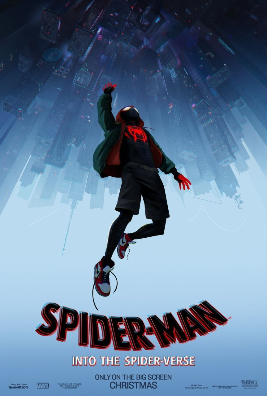 Spider-Man: Into the Spider-Verse:Review